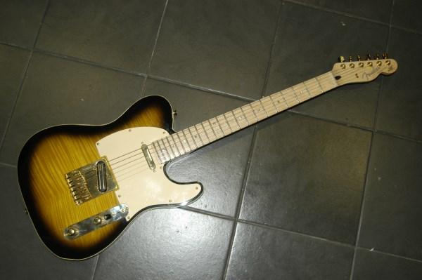 Fender Telecaster Richie Kotzen Signature Model